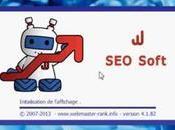 Soft, logiciel référencement 100% gratuit.