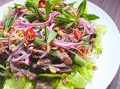 chanh (recette vietnamienne boeuf citron)