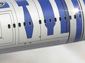 Nippon Airways présente Boeing spécial Star Wars