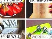 clean, work hard, sleep well, repeat