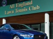 Wimbledon roulera Jaguar
