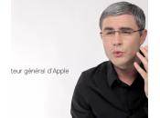 Humour Cyprien parodie présentation l'Apple Watch Cook