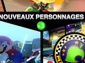 Mario Kart contenu mise jour demain