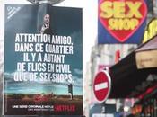 Paris Netflix affiche conseils contextualisés limite