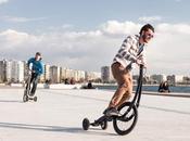 Halfbike vélo urbain autrement Kolelinia