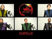 Mortal Kombat version cappella