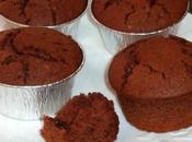 Muffins moelleux yaourt chocolat noir (blancs d'oeufs)