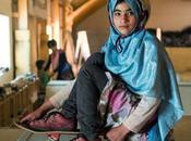 skate Afghanistan pour jeunes filles