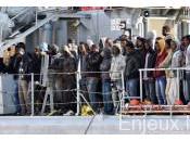 Immigration clandestine navires Triton devraient déplacer vers côtes libyennes