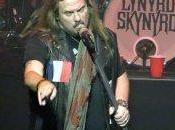 Lynyrd Skynyrd Palais Sports, Paris, France avril 2014