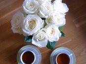 rose pour printemps