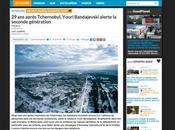 après Tchernobyl, Youri Bandajevski alerte seconde génération
