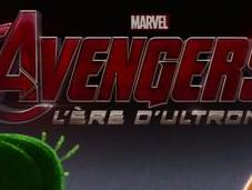 Vice-Versa: Emotions découvrent Avengers, l'Ere d'Ultron
