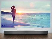 Sony présente luxueux vidéoprojecteur
