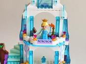 palais glace d'Elsa casse briques
