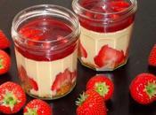 Verrine fraises Speculoos