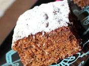 Gâteau crème noix