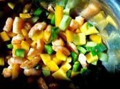 Salade sucré-salé