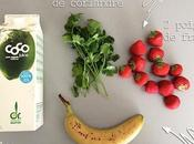 Smoothie fruité détox