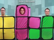 Rémi Gaillard rend hommage Tetris