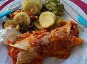 Légumes pour accompagner Enchiladas