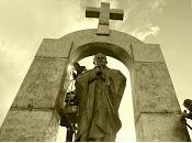 juge administratif, pape statue