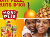 Mont Pelé, fruits d'ici