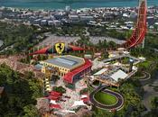 FerrariLand, nouveau parc d'attractions près Barcelone