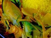 Couscous Epices Courgettes