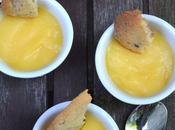 Crème citron palet pépites chocolat