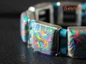 bracelet plein couleurs