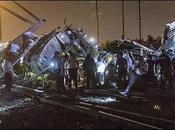 Accident ferroviaire meurtrier Philadelphie