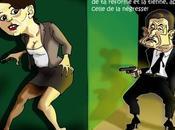 Sarkozy reprend ligne Buisson pour attaquer Najat Vallaud-Belkacem réforme collèges