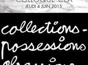 Collections Possessions Obsessions
