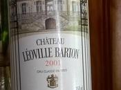 Saint Julien Léoville Barton 2001 Haut-Médoc Belle-Vue 2008