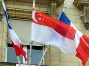 Tapis rouge pour Président Singapour