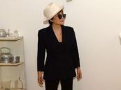 premier «one woman show» pour Yoko