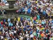 Guatemala: Manifestation pour réclamer démission président Otto Perez Molina
