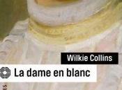 dame blanc, Wilkie Collins