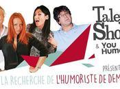 Jusqu'au juin, Talent Show YouHumour recherchent relève l'humour