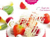 Eclairs, fraises Pâtisseries