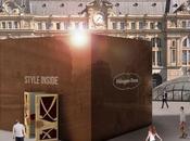Paris Venez vivre moment grand frisson Gare Saint Lazare #Häagen-Dazs
