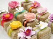 boites dragées tropicales, thème mer, exotiques, zen, naturelles, asiatiques,
