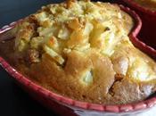 Cake croustillant poires spéculoos