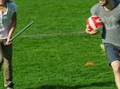 Jouer quidditch comme Harry Potter