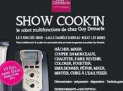 Show Cook'in Demarle vendredi juin Bully-les-Mines