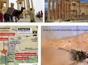 Palmyre tremble ruines