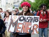 Reportage photo Marche contre Monsanto Bordeaux pour agriculture saine responsable