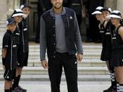 Adidas célèbre lancement collection Roland-Garros