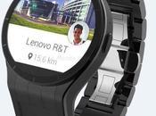 Lenovo dévoile concept montre connectée, Magic View avec écrans